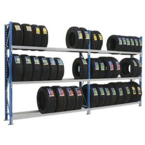 Stockage de pneu
